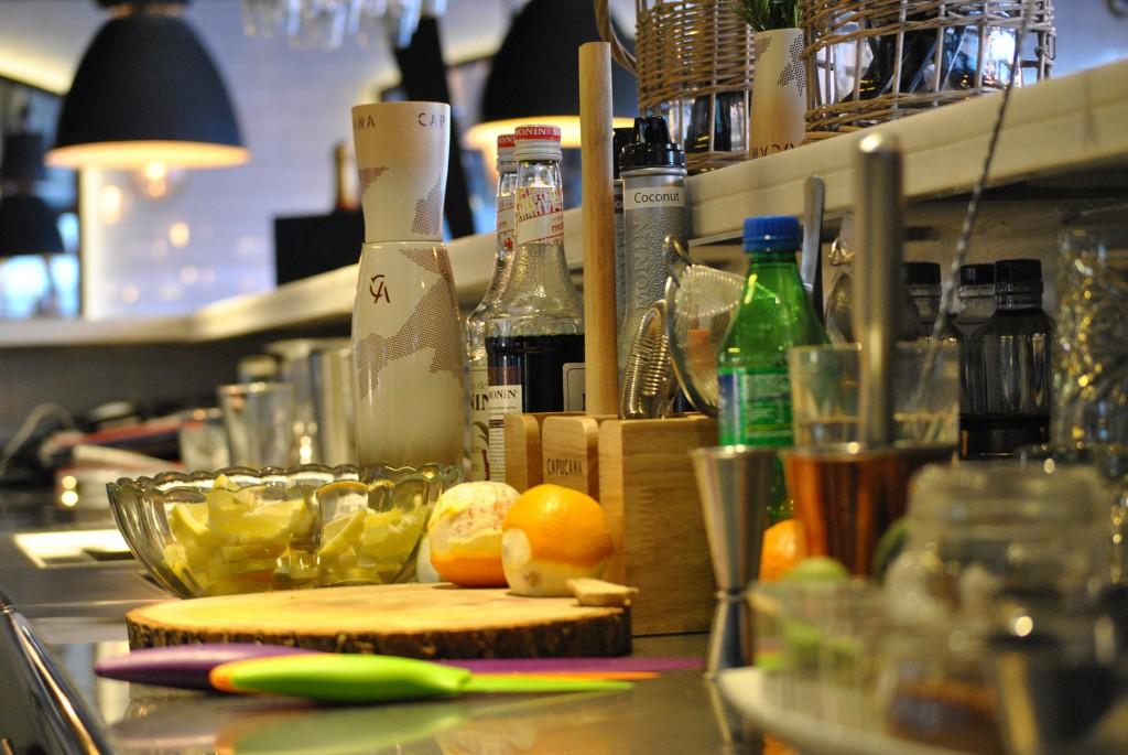 Restaurante Moments Urbanova Alicante