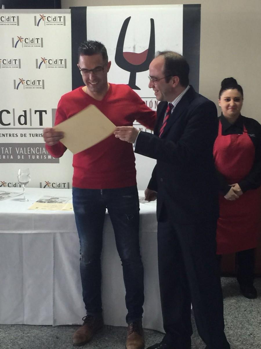 Recibimos el premio ASPA al mejor cuidado del vino