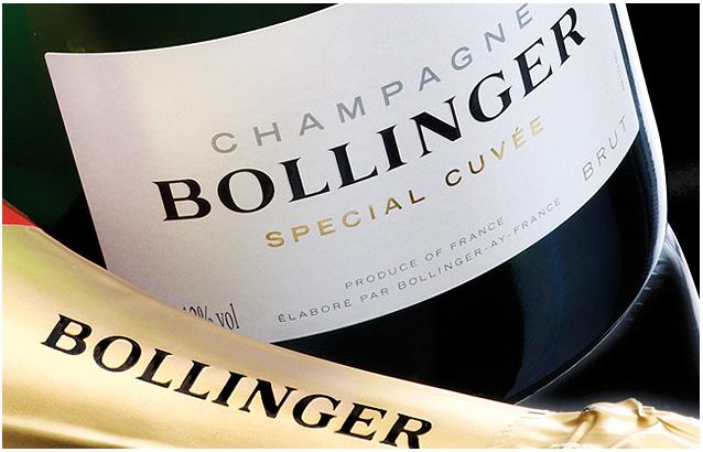 Cena maridaje con Champagne Bollinger Dia 24 de noviembre 2016