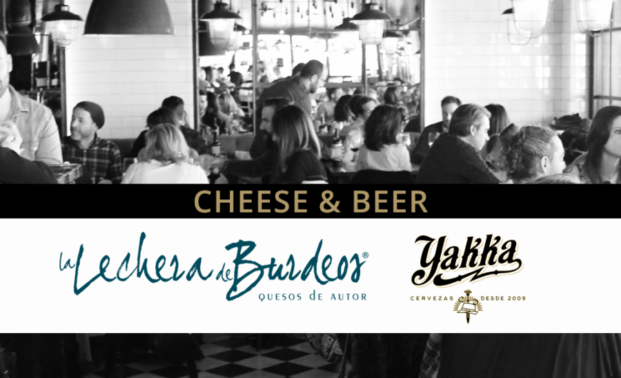 EVENTO CHEESE & BEER (21 FEBRERO)