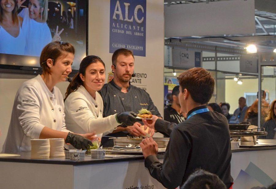 Moments en Alicante Gastronómica
